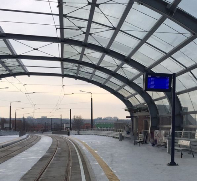 Real-time passenger information system development in Bydgoszcz